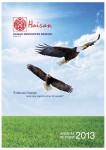Haisan-2013 Annual Report